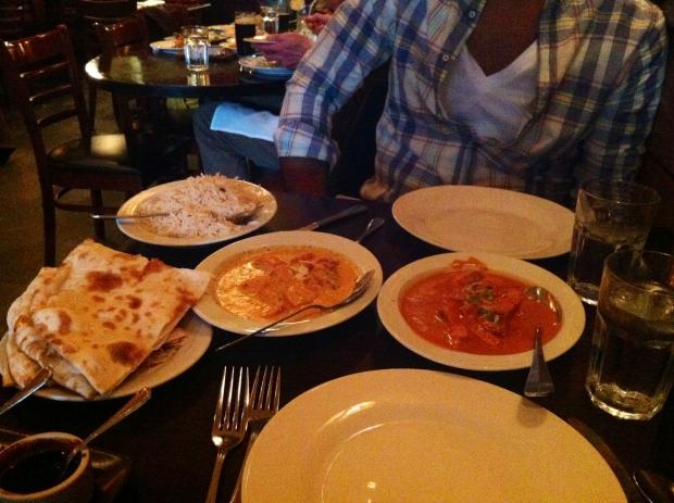 Roti Indian Bistro- best indian restaurant in san francisco