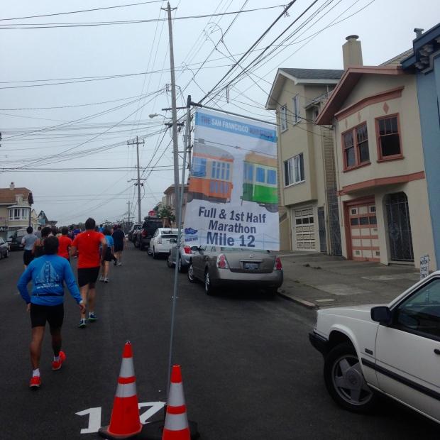 San Francisco Half Marathon
