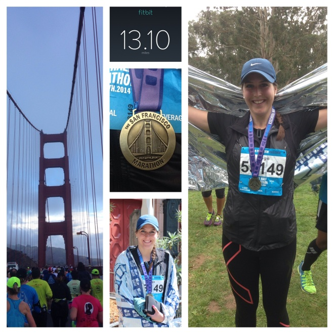 14 best of 2014: San Francisco Half Marathon