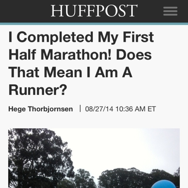 Hege Thorbjornsen Huffington Post