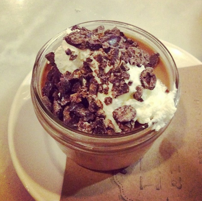 14 best of 2014: chocolate creme brulee
